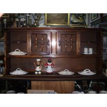Gran Repisa -mueble De Colgar Provenzal - Excelente!!!!