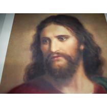Poster Jesus Importado India Imagen Unica Retrato Yoga