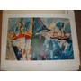 Barcos Y Azul De Carlos J. Hahn ( Reproducciòn En Tela )