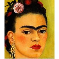 Cuadros Láminas Impresiones Lienzo - Frida Kalho 30x40