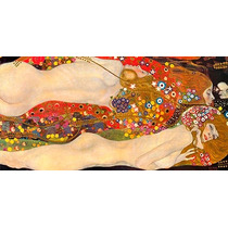 Lienzo (canvas) S/ Bastidor Madera - Gustav Klimt
