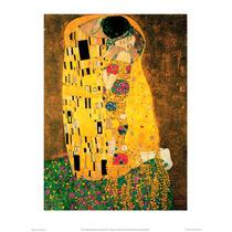 Lamina - El Beso - Gustav Klimt - 50 X 70 Cm.
