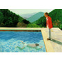 Cuadros David Hockney Pop Art Canvas Montados En Bastidor