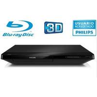 Reproductor De Blu Ray 3d Y Dvd Philips Bdp2180 En Palermo