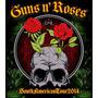 Dvd Guns And Roses Live Estadio Ferro Argentina 2014