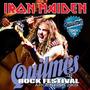 Dvd Iron Maiden Live Quilmes Rock Velez 2009