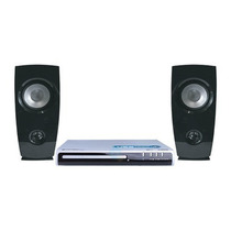 Home Theater Dvd 2.0 Usb Radio Stromberg Carlson Dht1000