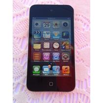 Vendo Permuto Apple Ipod Touch (4ª Generación) 8gb.