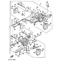 Set Aguja Carburador Yamaha Virago 535 3jb1490j0000 Grdmotos