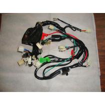 Instalacion Electrica Guerrero Gxr 200 - Dos Ruedas Motos