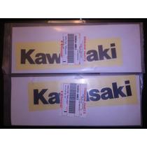 Calcomanias Originales Kawasaki Ninja Ex 250 Todos Los Mod