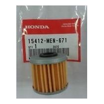 Honda Filtro De Aceite Original Crf450r / Crf250r / Trx 450r