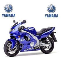 Yamaha Fzr600 - Tapon Goma - Original 1aa-21874-00