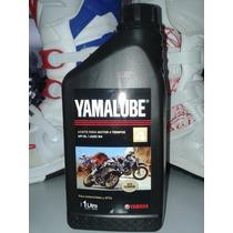 Aceite 4t 20w-40 Yamalube Yamaha Ybr Fz T110 Marellisports