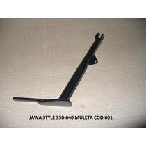 Jawa 350 Style Muleta Lateral