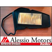 Keller Satelix 150: Filtro De Aire - Alessio Motors