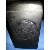Bsa Royal Enfield Ajs Caja De Bateria