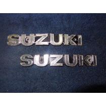 Suzuki Gs 450 1980/82