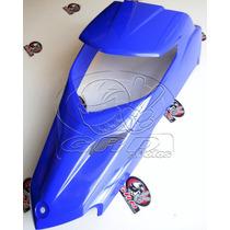 Frente Completo Azul Con Óptica Yamaha Blaster Grdmotos
