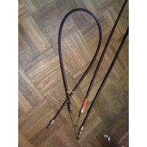 Cable Acelerador Honda Xr 250 R De Retorno O ´b´ Original