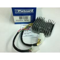 Regulador De Voltaje Trifasico P/alternador Honda Custom 900