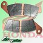 Pastillas De Freno Traseras Honda Cr-xr-falcon Orig Fasmotos