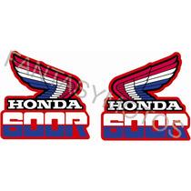 Calcos Honda Xr 600 R 86