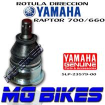 Rotula Direccion Yamaha Raptor 700 660 Original En Mg Bikes