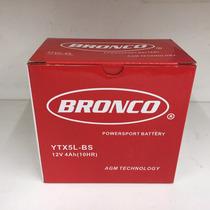 Bateria Bronco De Gel Ytx5 Para 110 Motomel Zanella Corven