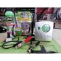 Kit Compresor Para Baterias Portatil Slime Solo Ruta 3 Motos