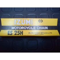 Cadena Distribucion Izumi Japon 25h X 90l P/smash En Rpmotos