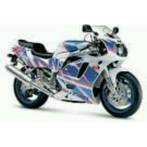 Suzuki Gsx Gsxr 400 600 750 1100 Set De 8 Chicleres