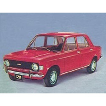 Fiat 128 Palier Largo Nuevo Original
