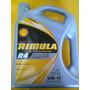 Aceite Lubricante Shell Rimula R4 15w40 X 4lts Multigrado