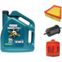 Combo 3 Aceite, Filtro Aceite, Aire, Combustible Gol Trend