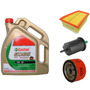 Combo 2 Aceite, Filtro Aceite, Aire, Comb Kangoo 1,6