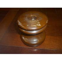 Antiguo Aislante De Porcelana Segba 1970 Iluminacion Luz