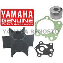 Kit Original De Bomba De Agua P/motores Yamaha 75 A 100hp 4t