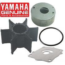 Kit Original De Bomba De Agua De Motores Yamaha 115 Y 130hp