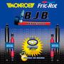 Kit 4 Amortiguadores Fric Rot Monroe F-100 74-92