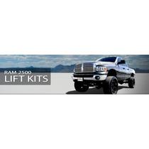 Suplementos Delanteros Para Dodge Ram 2500, Lift Kit + 5 Cm.