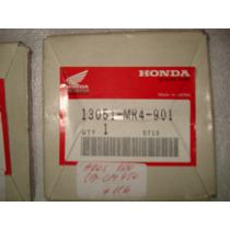 Juegos De Aros Honda Cb450/cm450 En 1mm Original