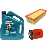 Combo 1 Aceite, Filtro Aceite, Aire, Comb Fiat Uno Way 1,4