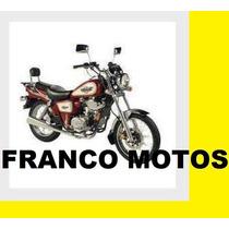 Cristo Superior Motomel Cliper 110 Solo Franco Motos Moreno