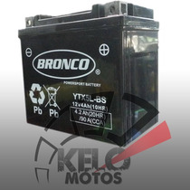 Bateria Cg150 Xr125 Ytx5l-bs Gel Sin Mantenimiento No Yuasa