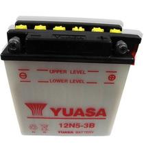 Bateria Yuasa 12n5-3b/yb5-lb P 110 Ybr Fz En Freeway Motos