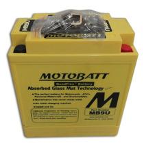 Bateria Motobatt 12n49b1 / Yb7a / 12n93b / 12n73b- Sti Motos