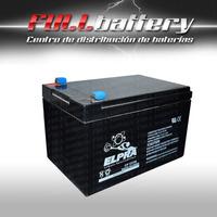 Baterias Np Recargable Elpra Cp12120 Coches Electricos