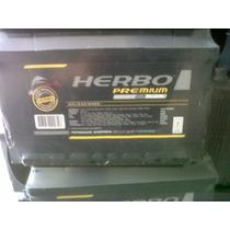 Bateria Para Auto Herbo Premium 12 X 75 Amp Mejor Precio !!