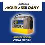 Baterias Moura Para Camiones, Autoelevadores, Msa30ha 12x110